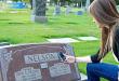 وصول التكنولوجيا الى القبور