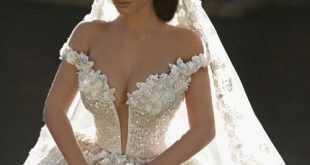 اكسسوارات الزفاف المناسبة لكل فستان