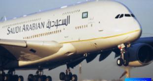 لمدة أسبوعين تعليق الرحلات الجوية في المملكة العربية السعودية
