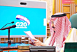 اجتماع قمة العشرين بجلسة افتراضية