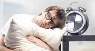 دراسة علمية حول اضطرابات النوم وأسبابها وعدد ساعات النوم الكافي