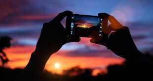 التصوير الدقيق والاحترافي بكاميراالموبايل