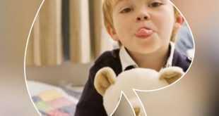 الدلال الزائد للاطفال