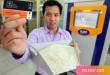 آلات مخصصة لتوزيع الأرز للمحتاجين في شوارع ماليزيا