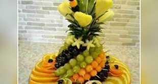 كيف ارغب اطفالي وضيوفي بتناول الفاكهة