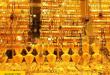 سعر الذهب عيار 24 بنحو 213.98 ريال بما يعادل 56.99$ سعر الذهب عيار 22 بنحو 196.15 ريال بما يعادل 52.24$ سعر الذهب عيار 21 بنحو 187.24 ريال بما يعادل 49.87$ سعر الذهب عيار 18 بنحو 160.49 ريال بما يعادل 42.75$ سعر الذهب عيار 14 بنحو 124.82 ريال بما يعادل 33.25$ سعر الذهب عيار 12 بنحو 106.99 ريال بما يعادل 28.50$ سعر أوقية الذهب بنحو 6,655 ريال بما يعادل 1,773$ سعر جنيه الذهب بنحو 1,498 ريال بما يعادل 398.96$ سعر كيلو الذهب بنحو 213,980 ريال