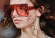 تابعي أحدث أشكال النظارات الشمسية المناسبة لوجهك موضة 2020