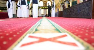 بعد إغلاق ثلاثة شهور تفتح مساجد مكة أبوابها