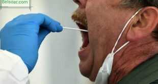 لاختبار كورونا ، مسحات الفم و البلعوم ليست مؤشر دائماً