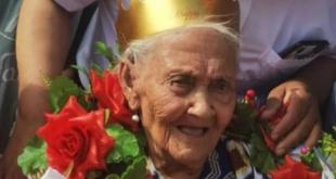 134 عام ميلاد أكبر سيدة في العالم