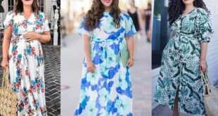 أزياء الممتلئات صيف 2020