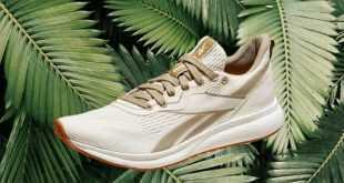 """حذاء رياضي من """"ريبوك"""" مصنوع من مواد نباتية"""