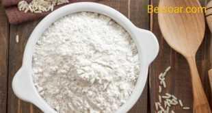 وصفات الأرز المطحون للبشرة