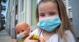 اضطرابات البطن لدى الأطفال ممكن ان تكون علامة للإصابة بكورونا