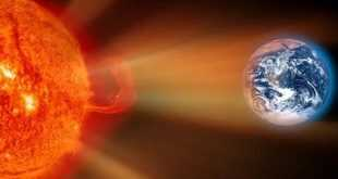عاصفة مغناطيسية في أواخر اكتوبر الجاري