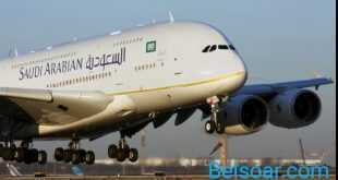 الخطوط الجوية السعودية تتميز
