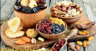 هل تفضل تناول الفاكهة المجففة ؟